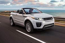 2017 range rover evoque convertible test it s cool