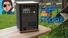 Mobile Lautsprecherbox Selber Bauen