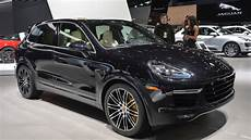 2015 Porsche Cayenne Turbo S Gets Faster More Powerful W