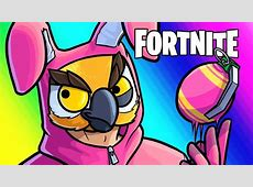Fortnite Funny Moments   Mr.Weebfanboy101 and The Bunny