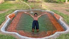 Build Swimming Pool Underground Part 2