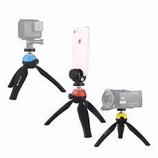 Puluz Pu3001 Mini Pocket Tripod Monopod by Puluz Pu365 Pocket Mini Tripod Mount With 360 Degree