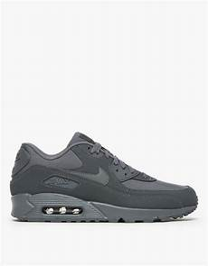 nike air max 90 essential in gray for grey lyst