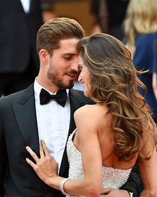 izabel goulart and kevin trapp at the 2017 cannes