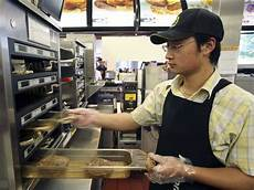 Kitchen Manager Wages by Mcdonalds Cell Barrett Howell Cell Analogy