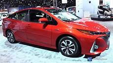 prime auto 2018 2018 toyota prius prime hybrid exterior and interior