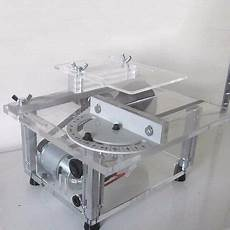 multifunction acrylic portable table saw cutting machine eletric saw bench polisher