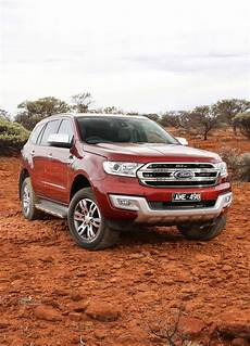 ford by my car ford everest titanium gets new wheel option for road comfort photos 1 of 25