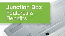 junction box features benefits youtube