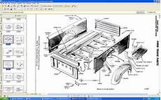 1964 1972 ford truck master parts catalog f100 f250 ebay