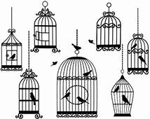 Bird Cage Coloring Pages  Best Place To Color