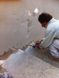 traitement humidité mur interieur traitement contre l humidit 233 cuvelage salp 234 tre