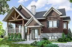 split entry house plans split level craftsman house plan 22478dr architectural