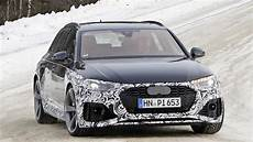 2020 audi rs4 avant facelifted wagon is coming to