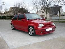 Troc Echange Renault 5 Gt Turbo Phase 2 Sur