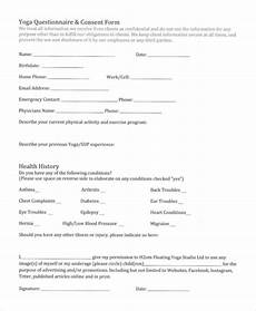 free 9 sle questionnaire consent forms in pdf ms word