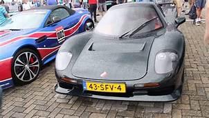 Ultra Rare Ascari Ecosse At Supercar Sunday Assen 2014