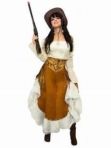 Costume Da Far West Per Donna Costumi Adulti