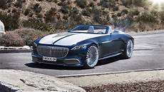 Mercedes Maybach 6 Cabriolet Looks Stunning With