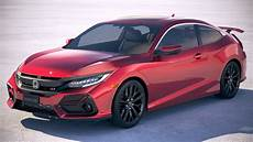 honda civic si coupe 2020