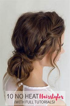 10 no heat hairstyles with full tutorials mom fabulous