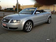 2005 audi s4 cabriolet quattro 4 2 v8 with trailer hitch car photo and specs
