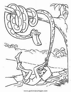 Dschungelbuch Malvorlagen Quest Dschungelbuch008 Gratis Malvorlage In Comic