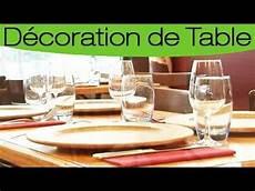 La Table Comment Dresser Une Table