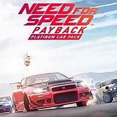Need For Speed Payback Platinum Car Pack Cd Key Kaufen