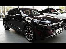 New Audi Q8 Black