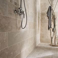 travertin leroy merlin naturelle sol et mur ivoire travertin l 10 x l 10