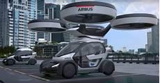Uber Airbus Sea Les Projets De Voitures