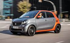 2015 Smart Forfour Drive Review Car And Driver