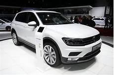 Volkswagen Tiguan And Allspace Suv All The Details The