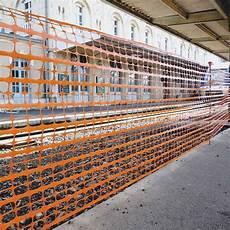 acheter filet de protection grillag 233 orange pour chantier