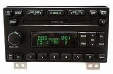 Ford Expedition Mustang Explorer Satellite Radio Stereo 6