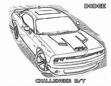 Coloring Pages Dodge Printable For Kids