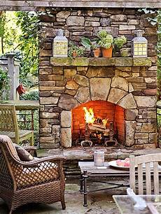 33 gorgeous outdoor fireplaces that make your terrace inviting gardenoholic