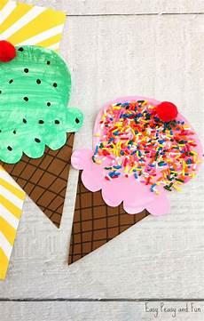 basteln sommer kinder paper plate craft summer craft idea for