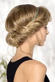 Coiffure Headband Cheveux Mi Mariage