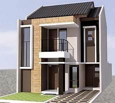 Desain Rumah Minimalis 2 Lantai Type 36 60 Foto Desain