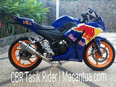Modif Cbr K45 by Modifikasi Cbr 150 K45 Repsol Cutting Bull Macantua