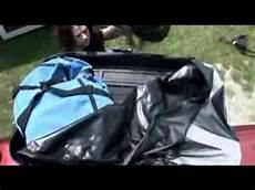 Thule Ranger 90 Cargo Bag Demonstration