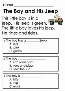 image result for simple reading text for grade 1 reading comprehension passages reading