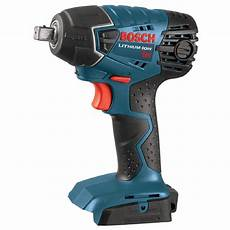 bosch impact bosch 18 volt lithium ion cordless electric 1 2 in impact