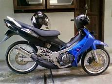 Satria 2 Tak Modif by Kumpulan Modifikasi Motor Satria 2 Tak Terbaru 2018