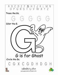 small letter g worksheets 24640 letter g alphabet worksheets