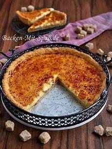 kuchen creme brulee cr 232 me br 251 l 233 e tarte kuchen in 2019 kuchen rezepte
