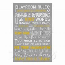 playroom rules poster zazzle com playroom rules playroom playroom paint colors