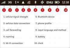 Mobile Symbols Meaning Of 2g 3g E H H 4g G